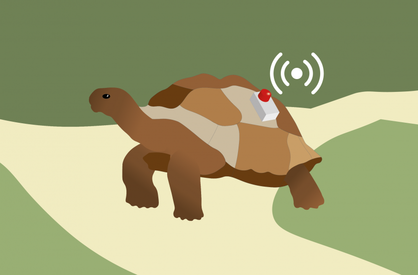 Science in the Field: Using GPS Tagging